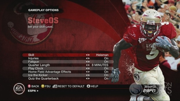 NCAA Football 10 Screenshot #594 for Xbox 360