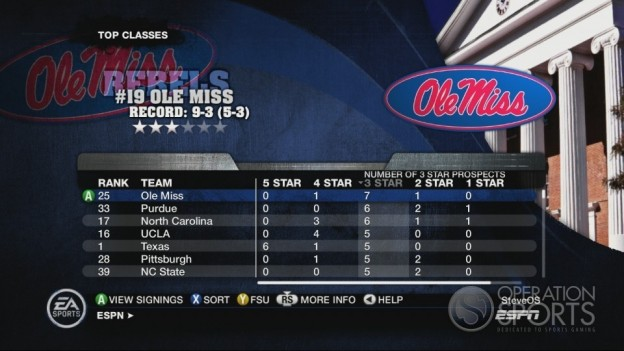 NCAA Football 10 Screenshot #597 for Xbox 360