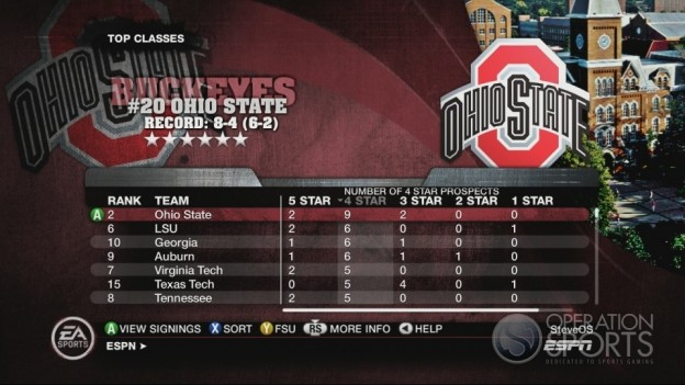 NCAA Football 10 Screenshot #598 for Xbox 360