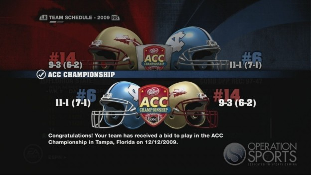 NCAA Football 10 Screenshot #601 for Xbox 360