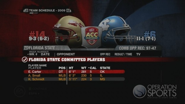 NCAA Football 10 Screenshot #602 for Xbox 360