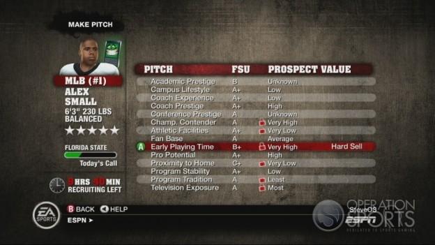 NCAA Football 10 Screenshot #603 for Xbox 360