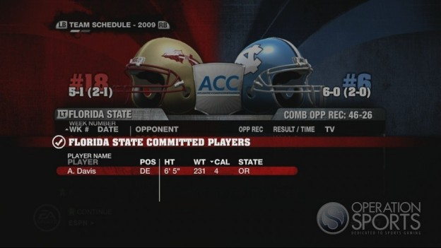 NCAA Football 10 Screenshot #604 for Xbox 360
