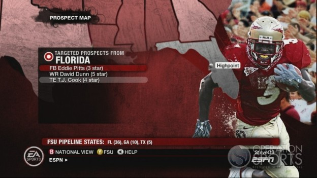 NCAA Football 10 Screenshot #608 for Xbox 360