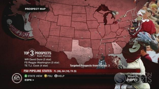 NCAA Football 10 Screenshot #609 for Xbox 360