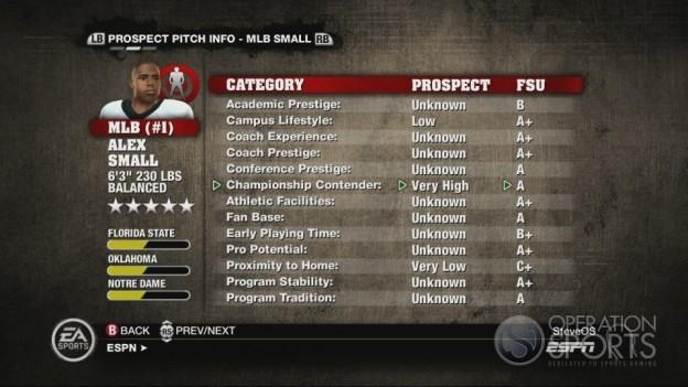 NCAA Football 10 Screenshot #610 for Xbox 360