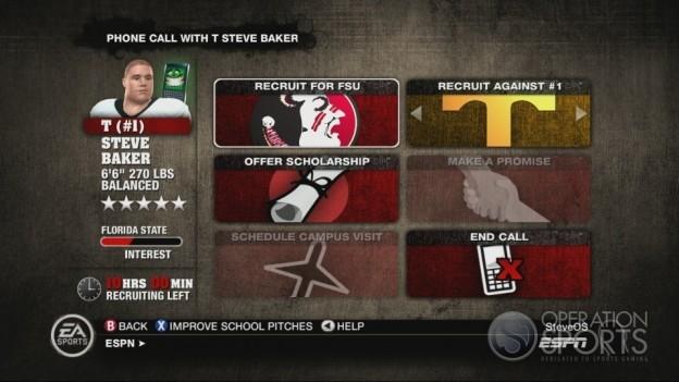 NCAA Football 10 Screenshot #616 for Xbox 360