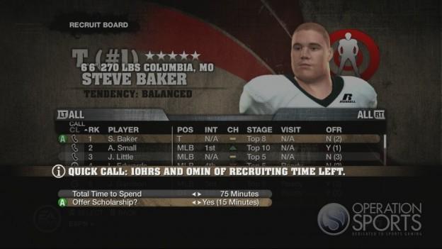 NCAA Football 10 Screenshot #617 for Xbox 360