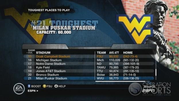 NCAA Football 10 Screenshot #624 for Xbox 360