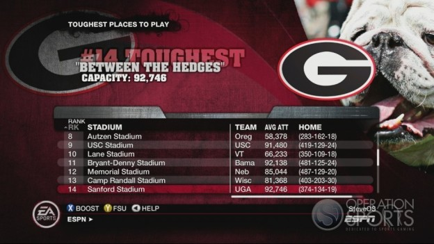 NCAA Football 10 Screenshot #626 for Xbox 360