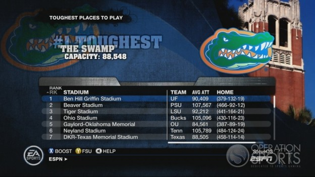 NCAA Football 10 Screenshot #627 for Xbox 360