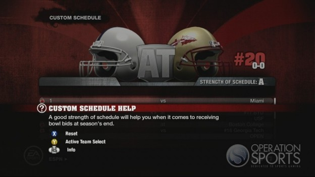 NCAA Football 10 Screenshot #629 for Xbox 360