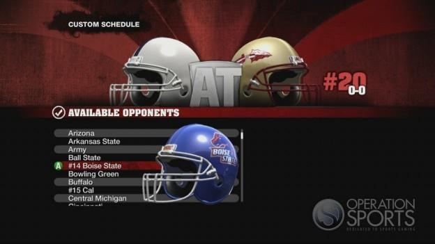 NCAA Football 10 Screenshot #630 for Xbox 360