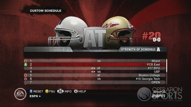 NCAA Football 10 Screenshot #631 for Xbox 360