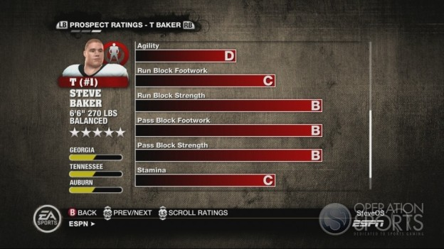 NCAA Football 10 Screenshot #646 for Xbox 360