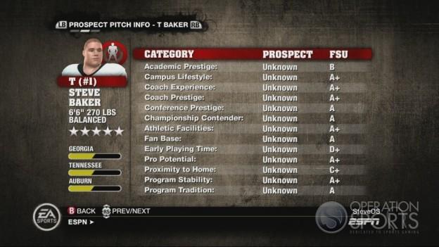 NCAA Football 10 Screenshot #648 for Xbox 360