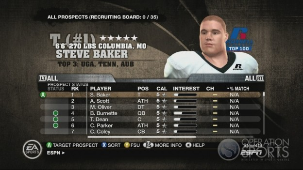 NCAA Football 10 Screenshot #650 for Xbox 360
