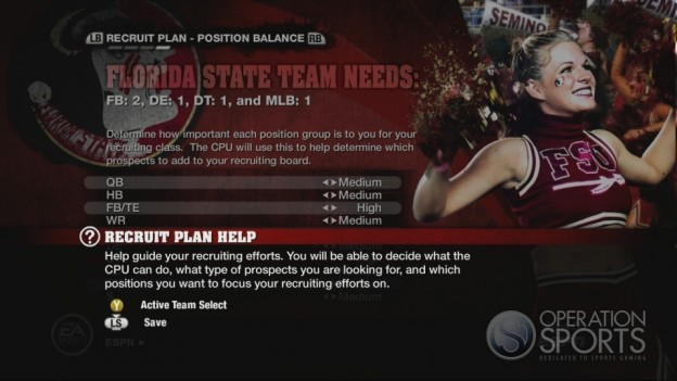 NCAA Football 10 Screenshot #654 for Xbox 360