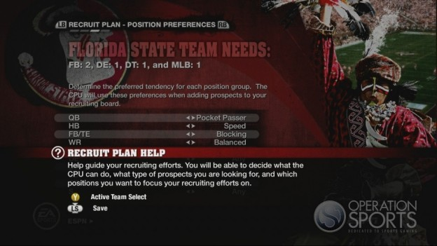NCAA Football 10 Screenshot #655 for Xbox 360