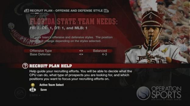 NCAA Football 10 Screenshot #656 for Xbox 360
