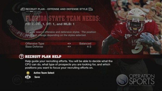 NCAA Football 10 Screenshot #657 for Xbox 360