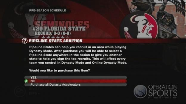 NCAA Football 10 Screenshot #661 for Xbox 360