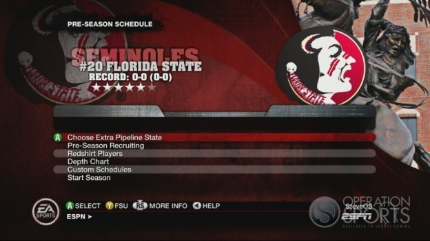 NCAA Football 10 Screenshot #662 for Xbox 360