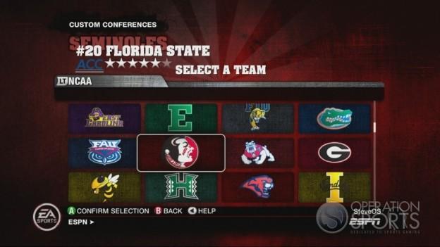 NCAA Football 10 Screenshot #664 for Xbox 360