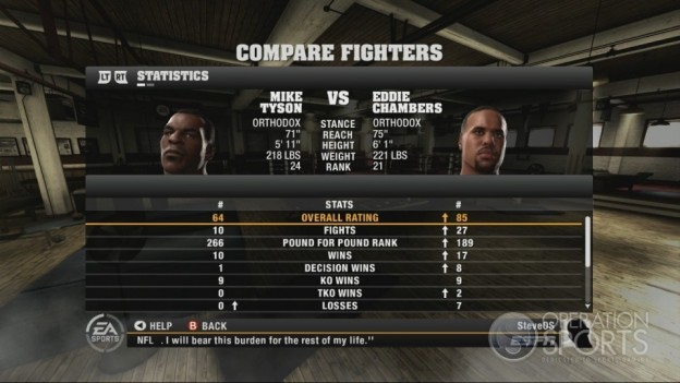 Fight Night Round 4 Screenshot #108 for Xbox 360