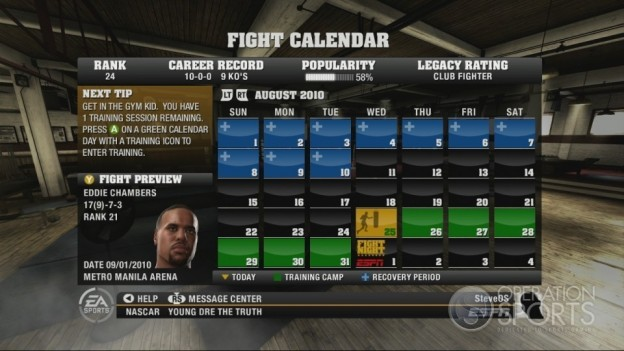 Fight Night Round 4 Screenshot #109 for Xbox 360