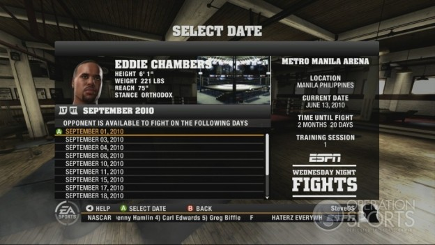Fight Night Round 4 Screenshot #110 for Xbox 360