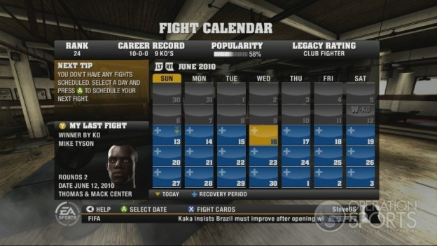 Fight Night Round 4 Screenshot #112 for Xbox 360