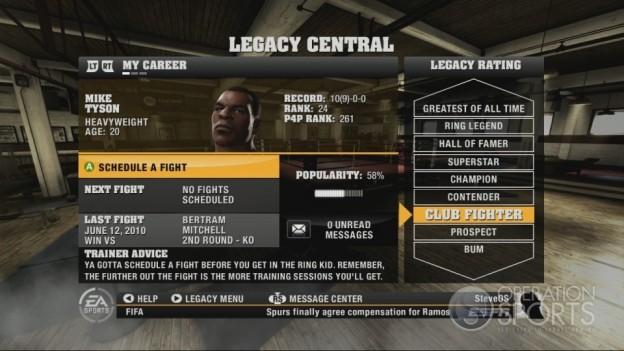 Fight Night Round 4 Screenshot #114 for Xbox 360