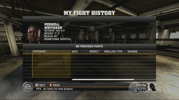 Fight Night Round 4 Screenshot #117 for Xbox 360