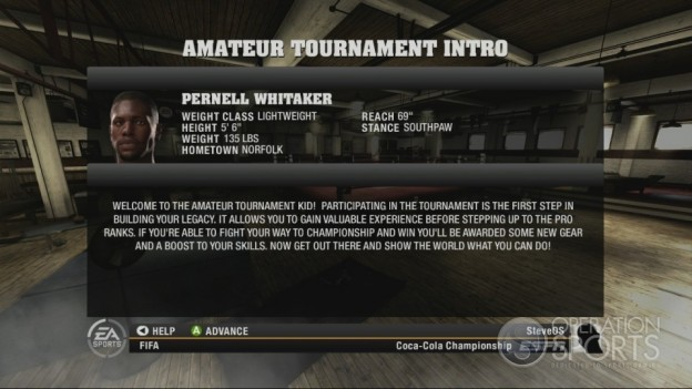Fight Night Round 4 Screenshot #123 for Xbox 360