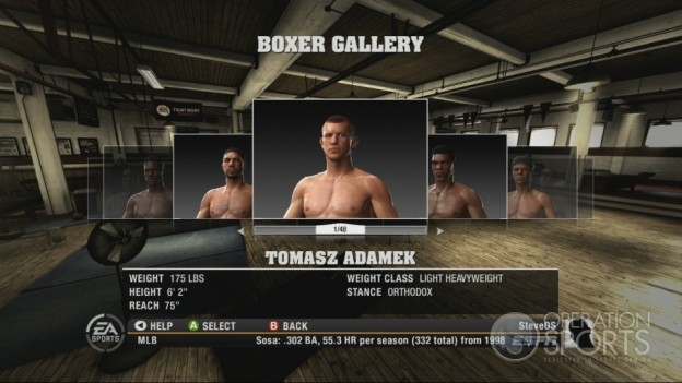 Fight Night Round 4 Screenshot #127 for Xbox 360