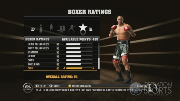 Fight Night Round 4 Screenshot #129 for Xbox 360