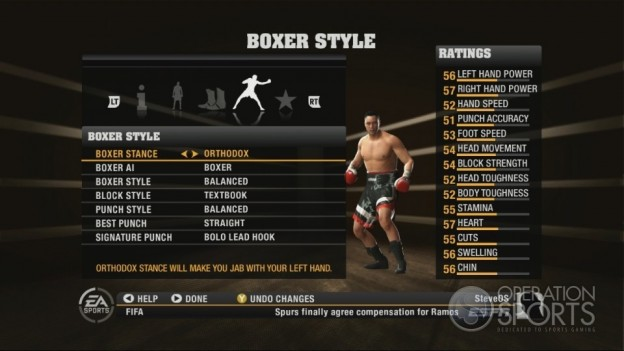 Fight Night Round 4 Screenshot #132 for Xbox 360