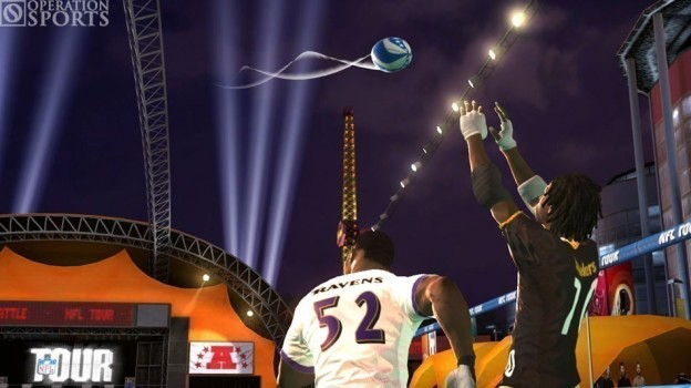 NFL Tour Screenshot #1 for Xbox 360