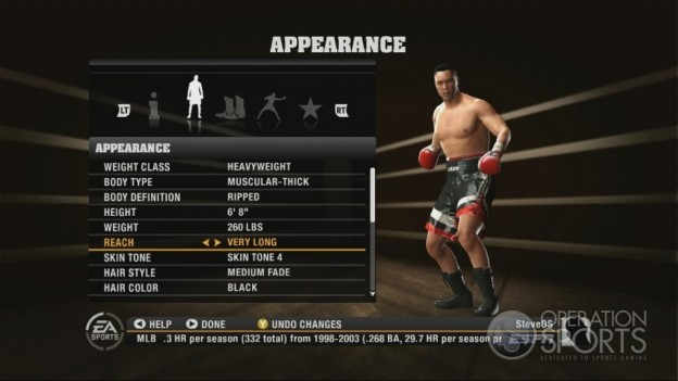 Fight Night Round 4 Screenshot #148 for Xbox 360