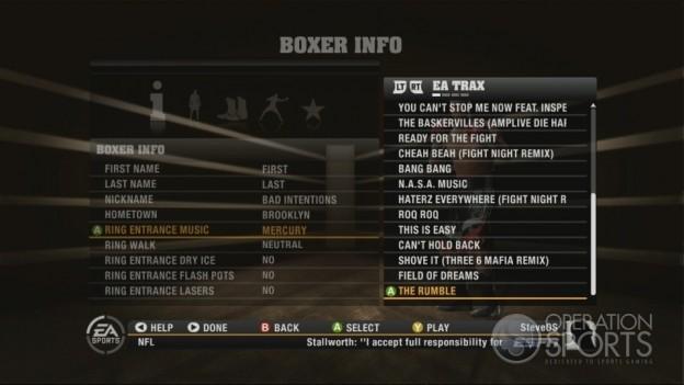 Fight Night Round 4 Screenshot #150 for Xbox 360