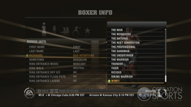 Fight Night Round 4 Screenshot #152 for Xbox 360