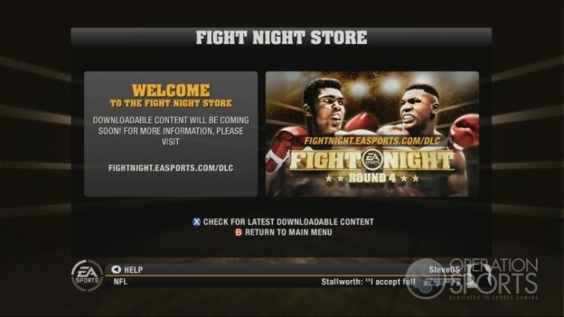 Fight Night Round 4 Screenshot #156 for Xbox 360