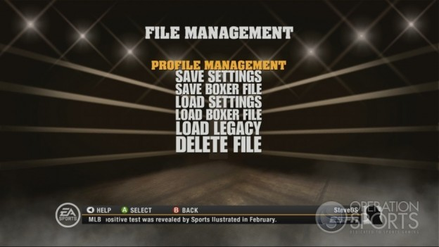 Fight Night Round 4 Screenshot #162 for Xbox 360