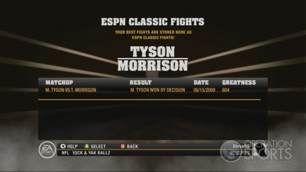 Fight Night Round 4 Screenshot #163 for Xbox 360