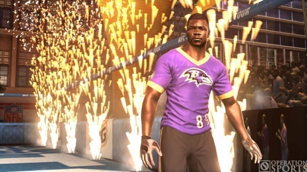 NFL Tour Screenshot #6 for Xbox 360