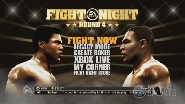 Fight Night Round 4 Screenshot #200 for Xbox 360