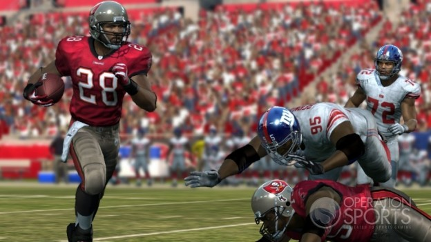 Madden NFL 10 Screenshot #84 for Xbox 360