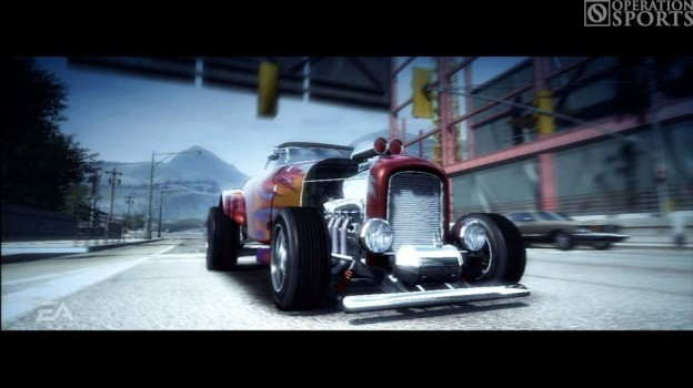 Burnout Paradise Screenshot #1 for Xbox 360