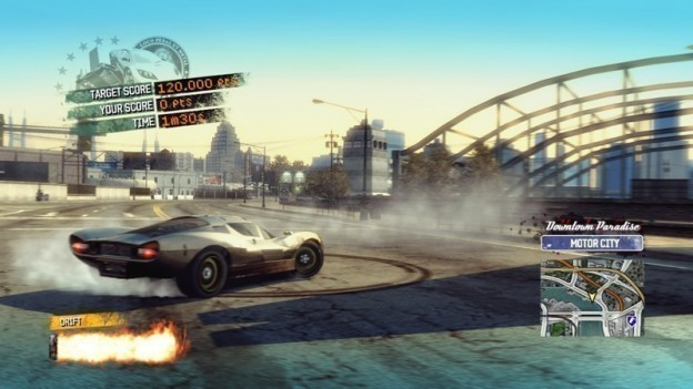 Burnout Paradise Screenshot #6 for Xbox 360